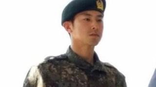 東方神起 ユンホ「最優秀訓練兵賞」を受賞、基礎軍事訓練終了