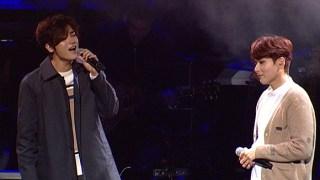 ZE:A ヒョンシクがSJ リョウクの単独コンサートにゲスト参加、デュエット披露