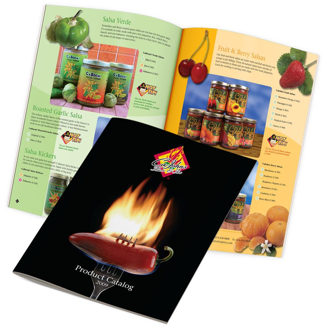 CaJohn Product Catalog