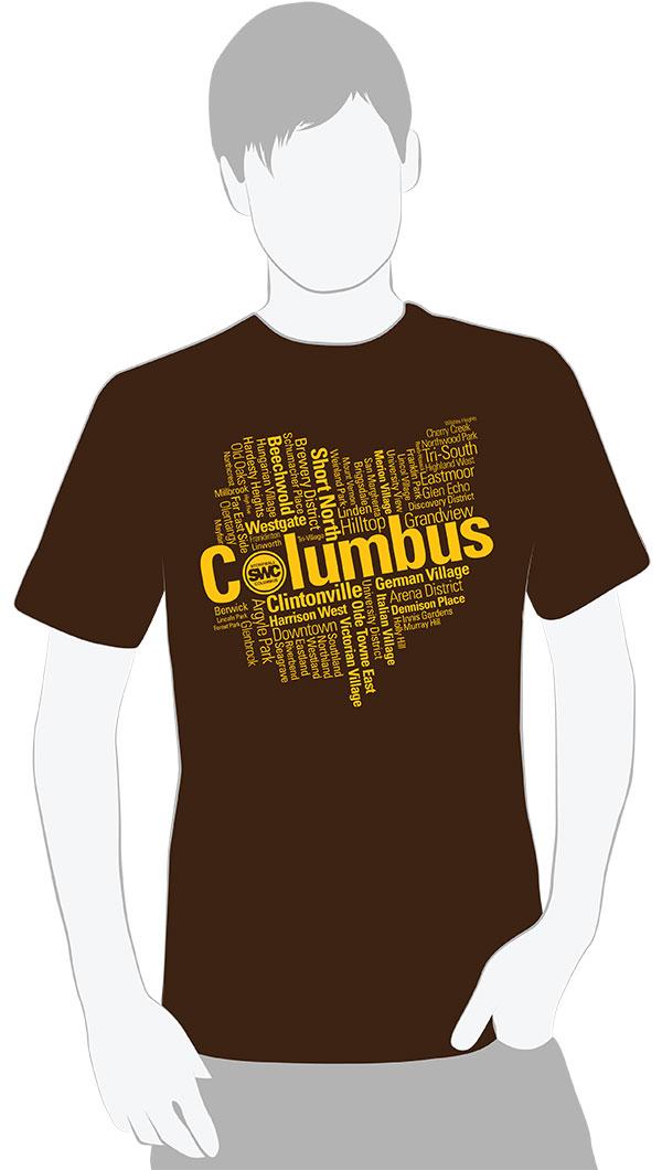 Stonewall Columbus 2013 Membership Tshirt