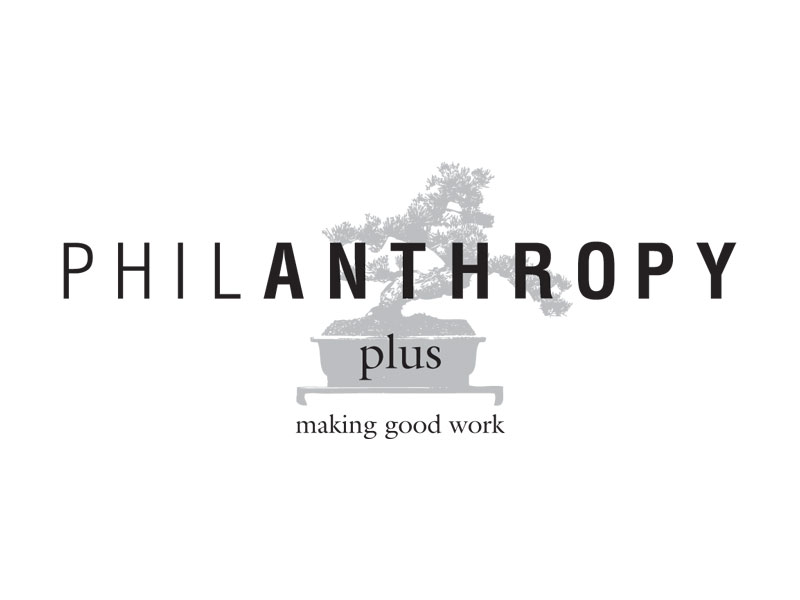 Philanthropy Plus Logo