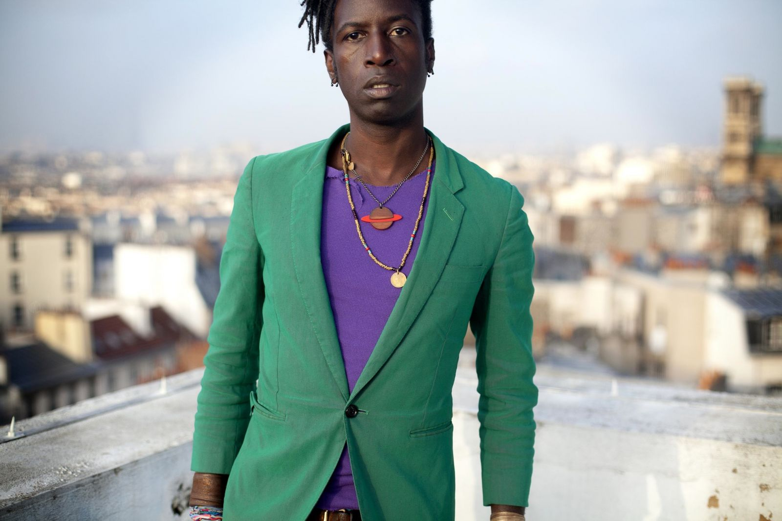 Saul Williams Image