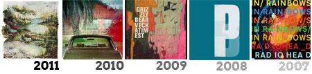 albums2007-2011