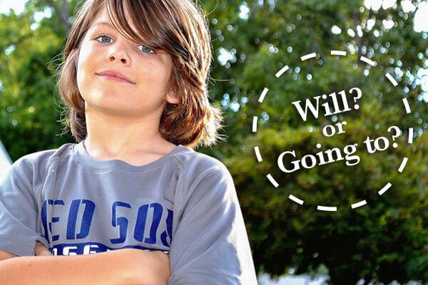 「Will」と「Going to」の違いと使い分け