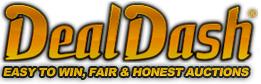 Deal. Dash Penny Auction Site