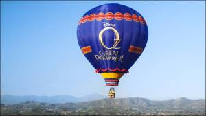 Oz Hot Air Balloon