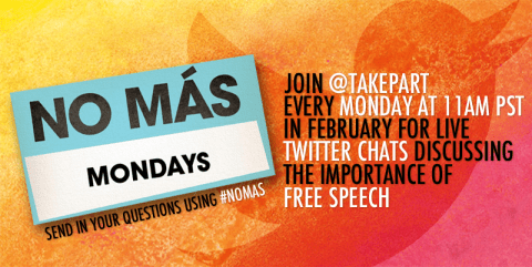 no-mas-mondays-twitter-chats