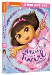 Dora the Explorer: Whirl & Twirl Collection Giveaway