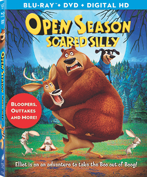 Open Season: Scared Silly Now Available
