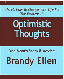 Purchase Optimistic Thoughts today from Happily Blended