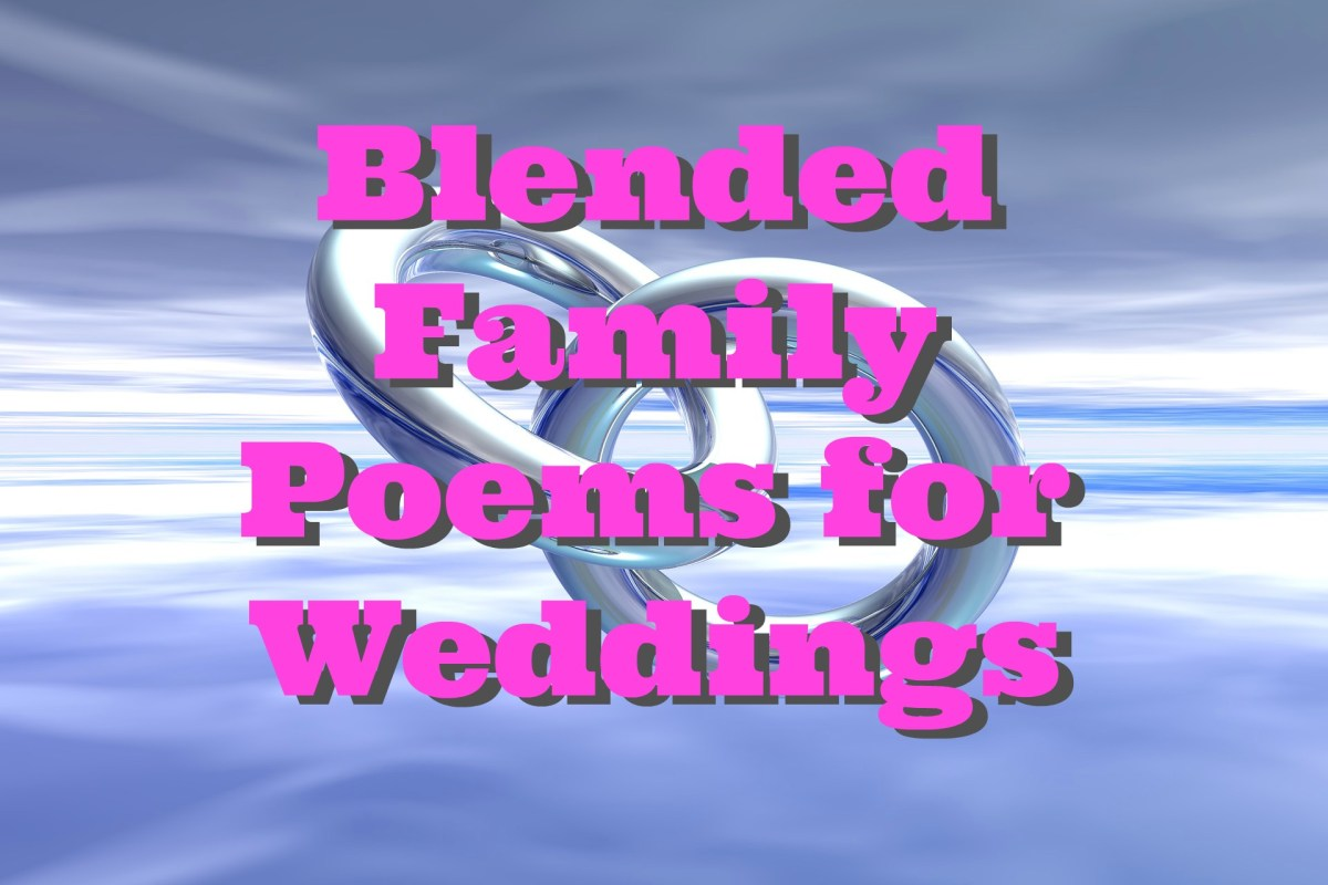 Blended Family Poems for Weddings