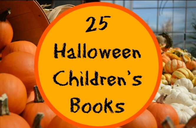 Check out these 24 Halloween Children's Books