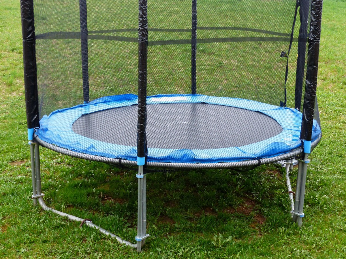 The Safest Trampolines Are Available in the USA
