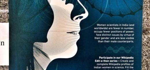 Women in Science edit-a-thon