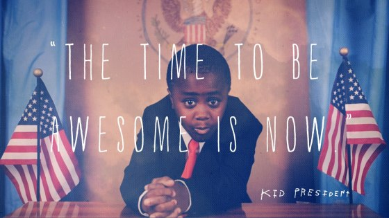 5 Happiness Movements You Should Know About - Kid President