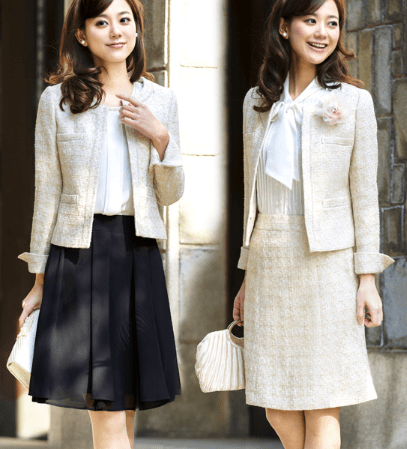 入学式 入園式 スーツ