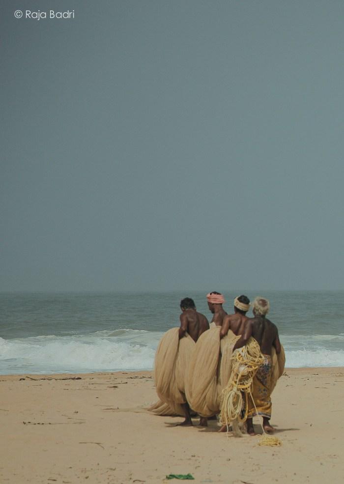 Fishermen of Chowara