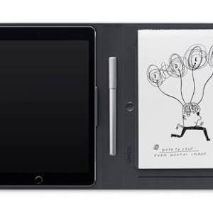 ワコムのデジタルノート「Bamboo Spark with tablet sleeve」を買ってみた