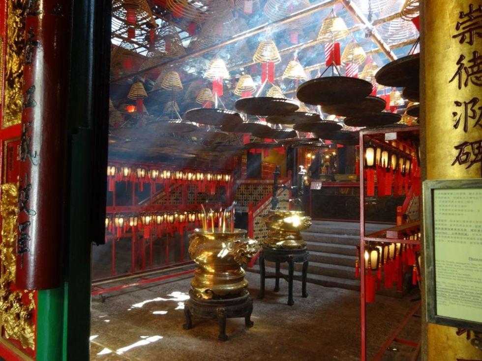 HappyFace313 Man Ho Temple Hongkong 6