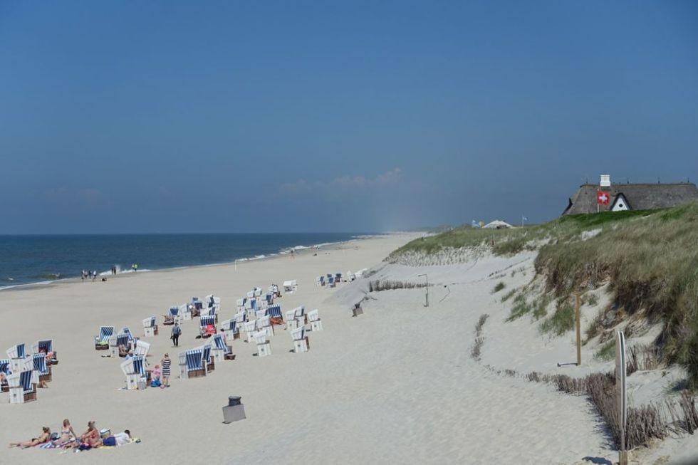 beach / Strand - Kampen Sylt