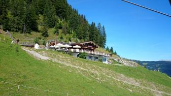 Kitzbüheler Horn Bikeschaukel Tirol
