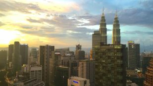 Kuala Lumpur homes: In the heart of city action in KLCC