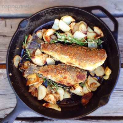Battle of the Sexes: Montana Trout Cook-Off