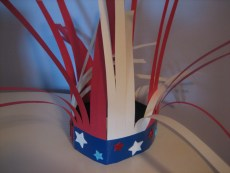 4th of July Head Gear