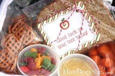 FREE Printable Lunch Box Notes Round-Up