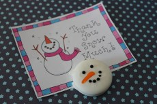 Thank You Snow Much – FREE Printable!