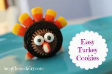 Easy Turkey Treats