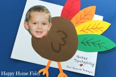 CUTE CRAFT ALERT – Turkey Yourself