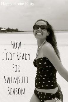 How I Got Ready For Swimsuit Season (SUPER SECRET TIP)