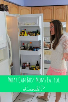 For Busy Moms – What To Eat For Lunch