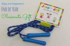 End of Year Gift for Classmates – FREE Printable