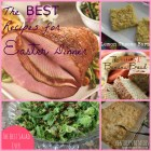 the best recipes for Easter dinner at happyhomefairy.com