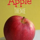 Preschool Apple Theme - SO many easy, fun ideas, crafts and activities to celebrate apples in the classroom!