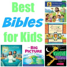 Best Bibles for Kids