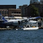 Seaplane at Harbour Air Terminal