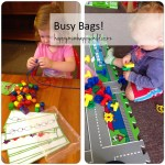 Busy Bags by Happy Mum Happy Child