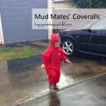 Happy Mum Happy Child's review of Mud Mates' Coveralls