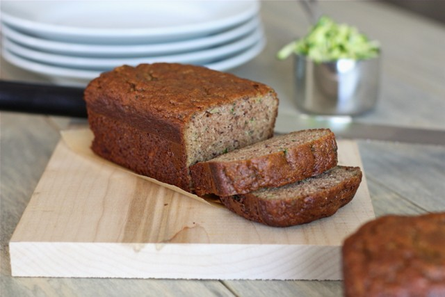 Paleo Wendy's Zucchini Bread