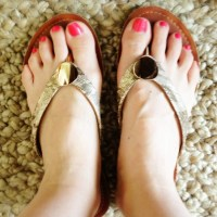 The Perfect Mani & Pedi for Weird Nails