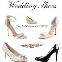 Wedding Shoes Friday!