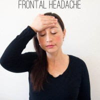 Acupressure For Frontal Headache