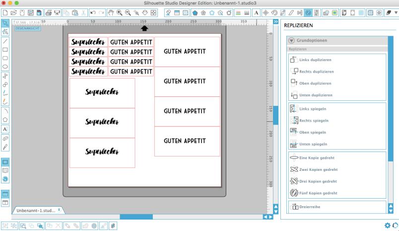 silhouette cameo, plotterdatei tutorial von happy serendipity