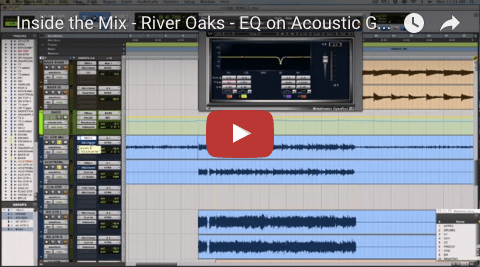Inside the Mix - River Oaks 1