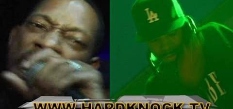 DJ Crazy Toones Kurupt 2 Turntables and a Microphone (Hard Knock TV Exclusive)