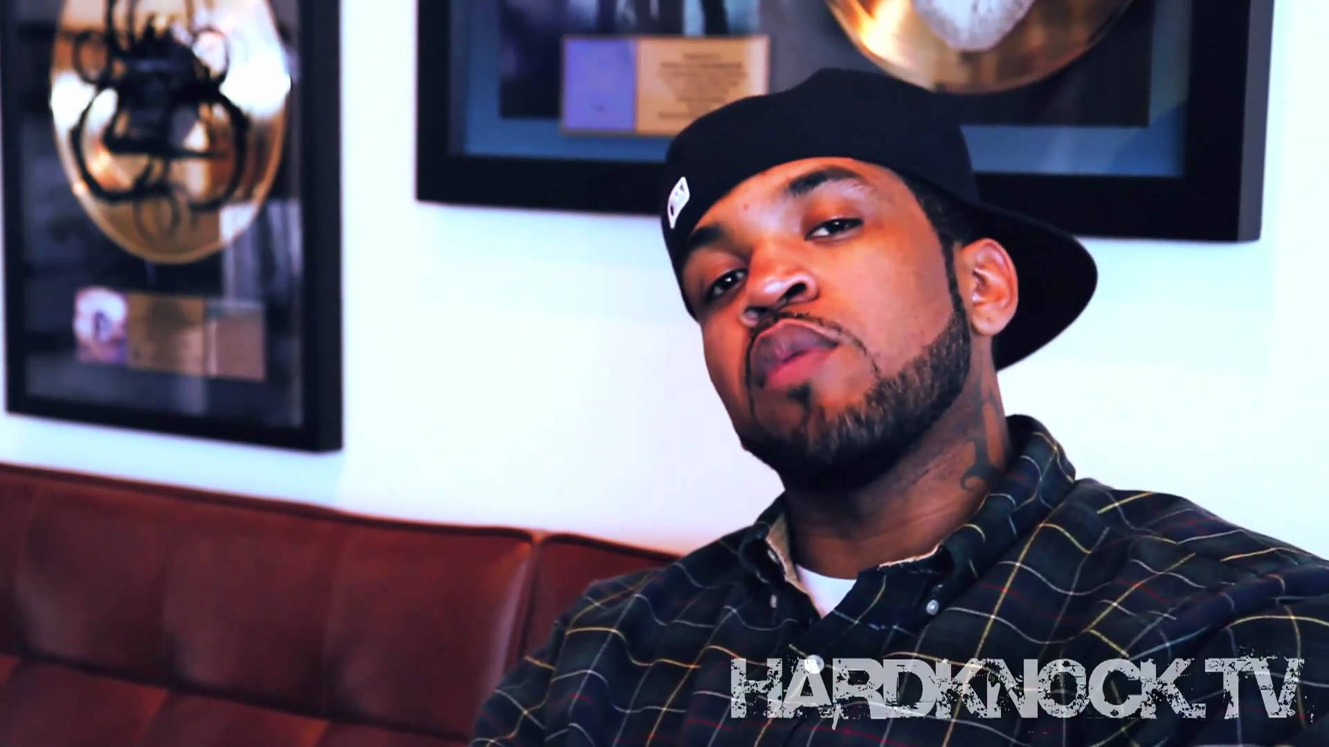 Lloyd Banks talks Chelsea Handler 50 Cent, Soulja Boy XXL Cover, New Album interview by Nick Huff Barili