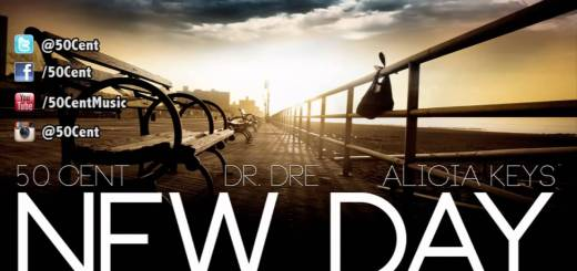 """New Music @50Cent @AliciaKeys and @DrDre """"New Day"""""""